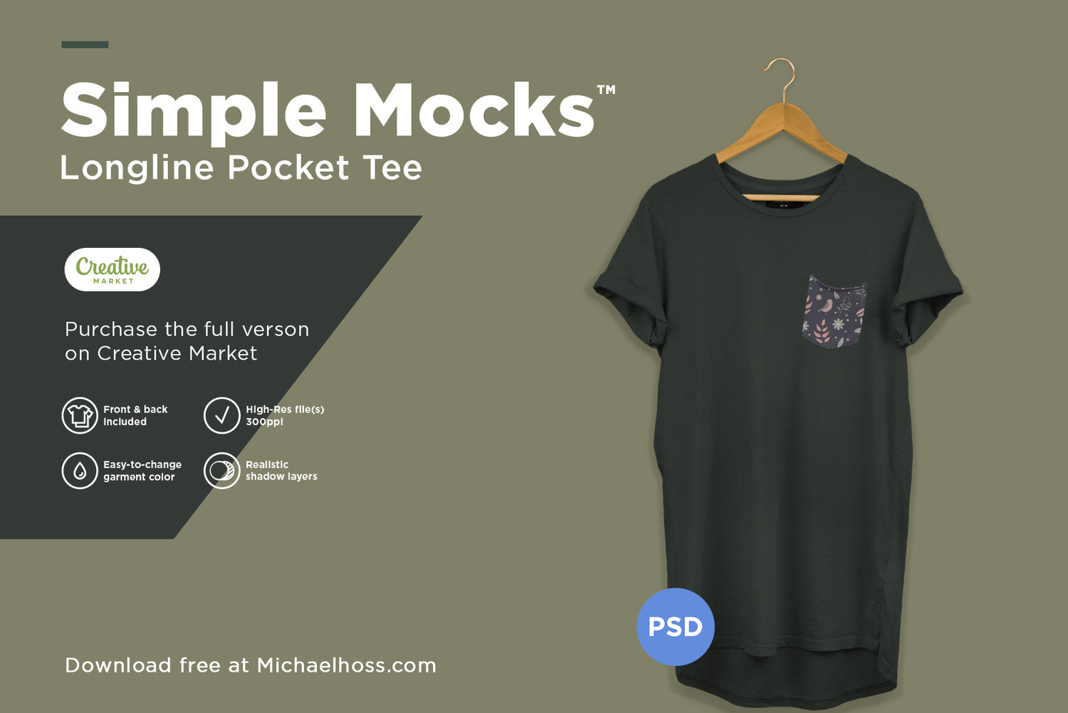 62+ Free Clothing & Accessories PSD Mockup templates and