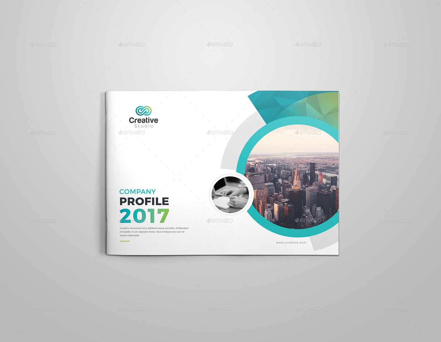 70 premium free business brochure templates psd to download company profile landscape brochure maxwellsz