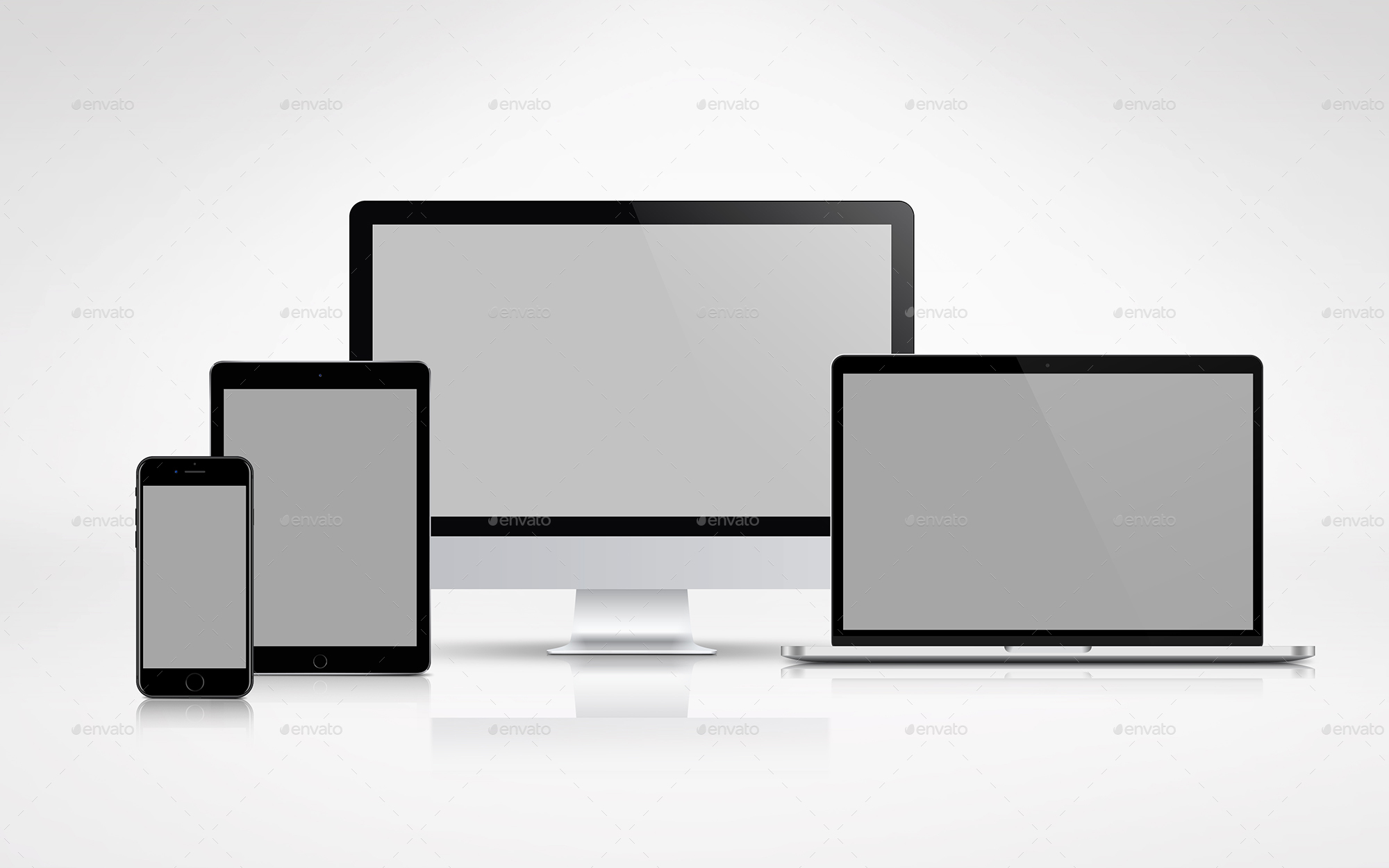 56+PSD Laptop Mockups Free for creative and professional designers