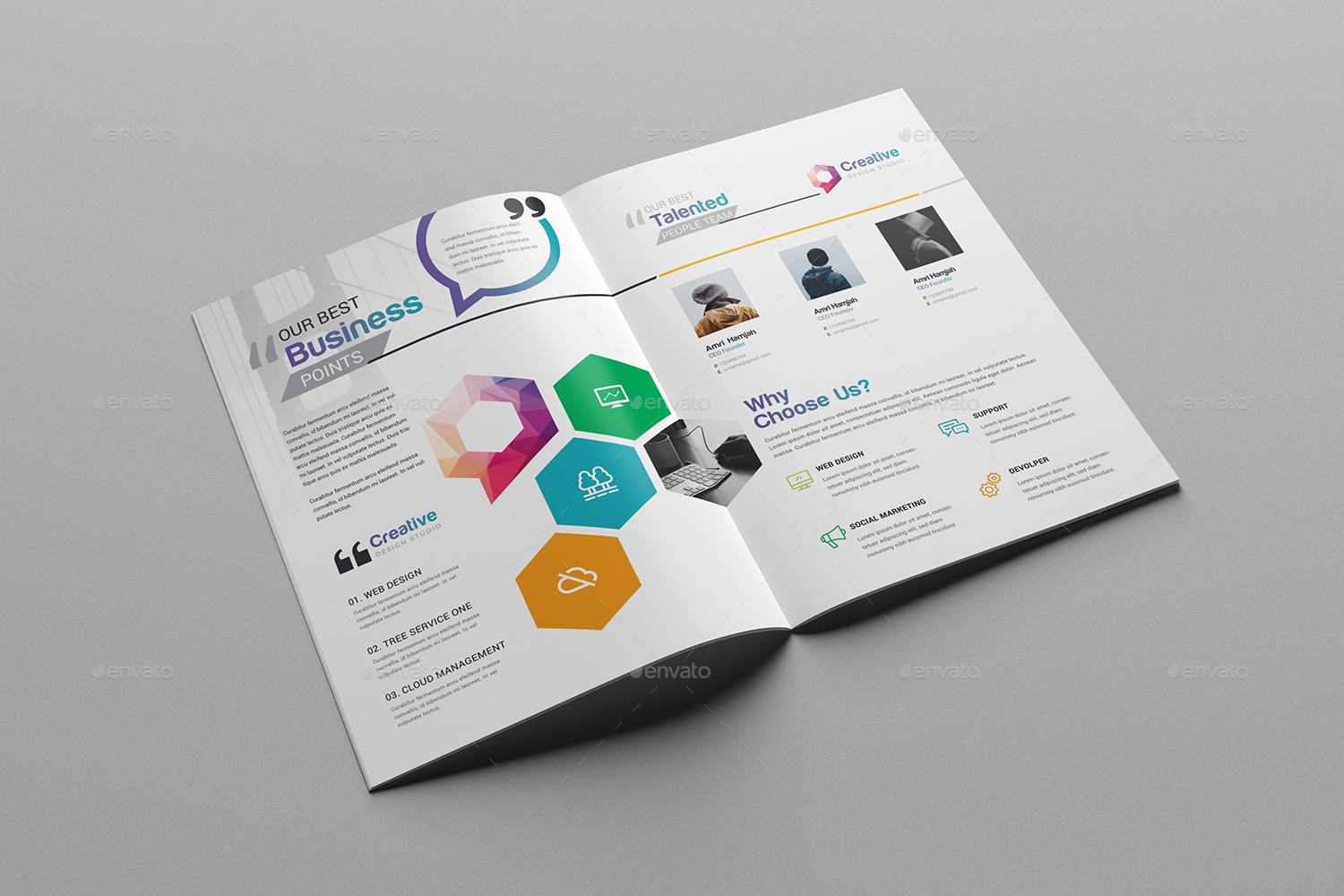 brochure design psd templates free download - 70 premium free business brochure templates psd to