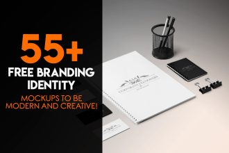55+ Free Branding Identity Mockups to be modern and creative!