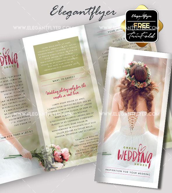 Free Business Brochure Templates PSD To Download Free PSD - Wedding brochure templates free