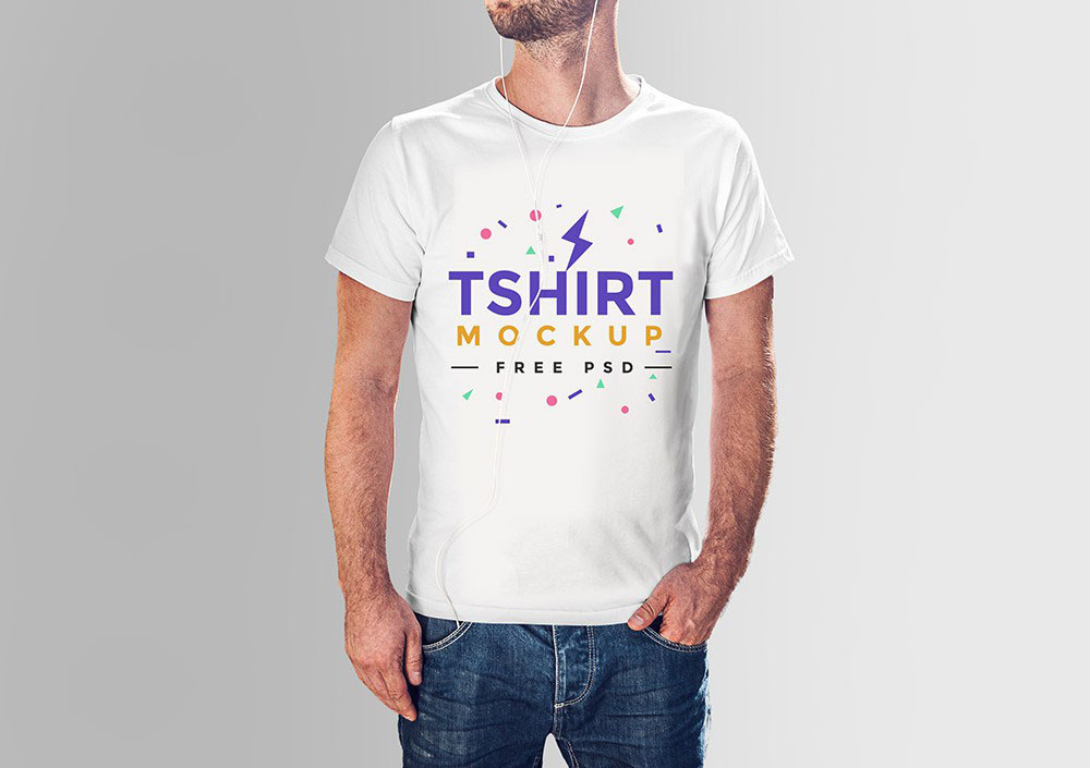 54 Premium Free Psd T Shirt Mockups To Showcase Your Design And