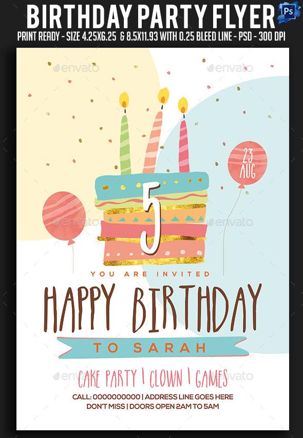 65 free birthday invite templates in psd premium invites free download filmwisefo