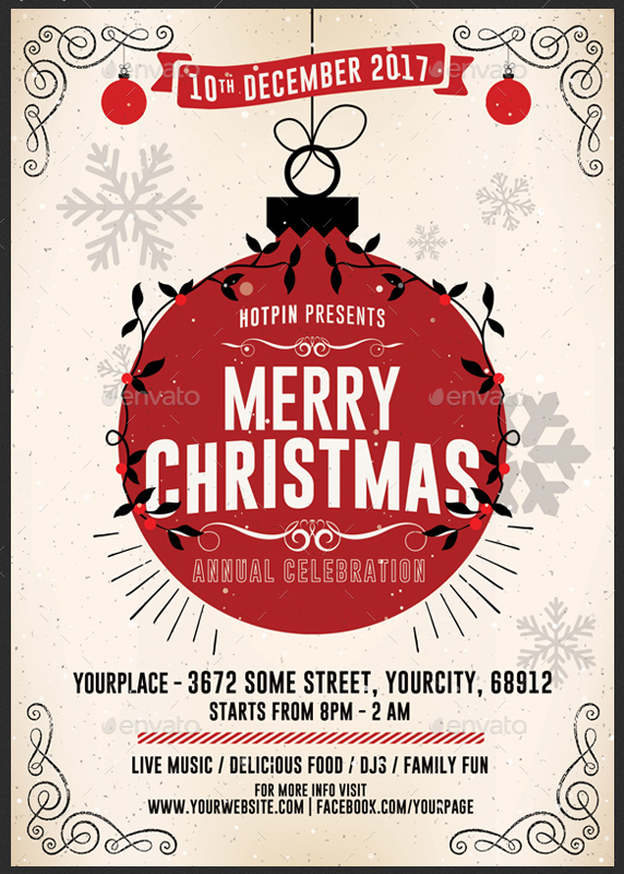 50+PREMIUM & FREE CHRISTMAS TEMPLATES TOOLS FOR CREATING THE BEST ...