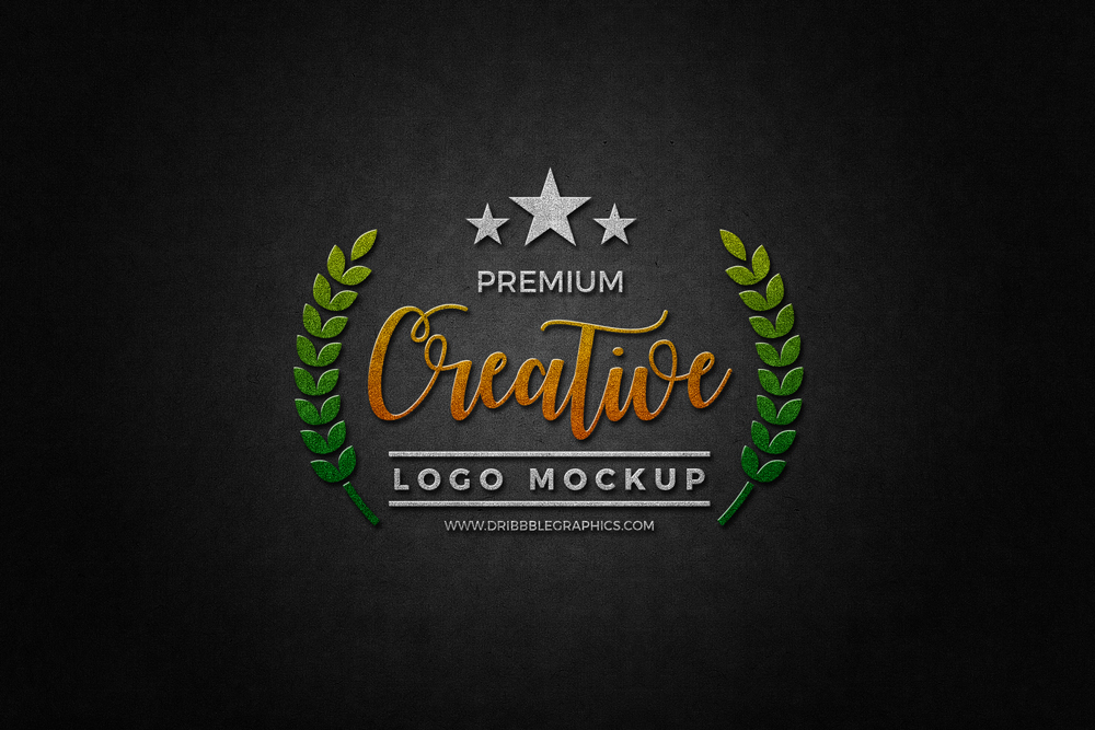 25 free psd exclusive logo mockups to download and use free psd