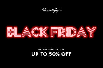 ONLY 2 days – 50% DISCOUNT – SPECIAL OFFER for Black Friday!