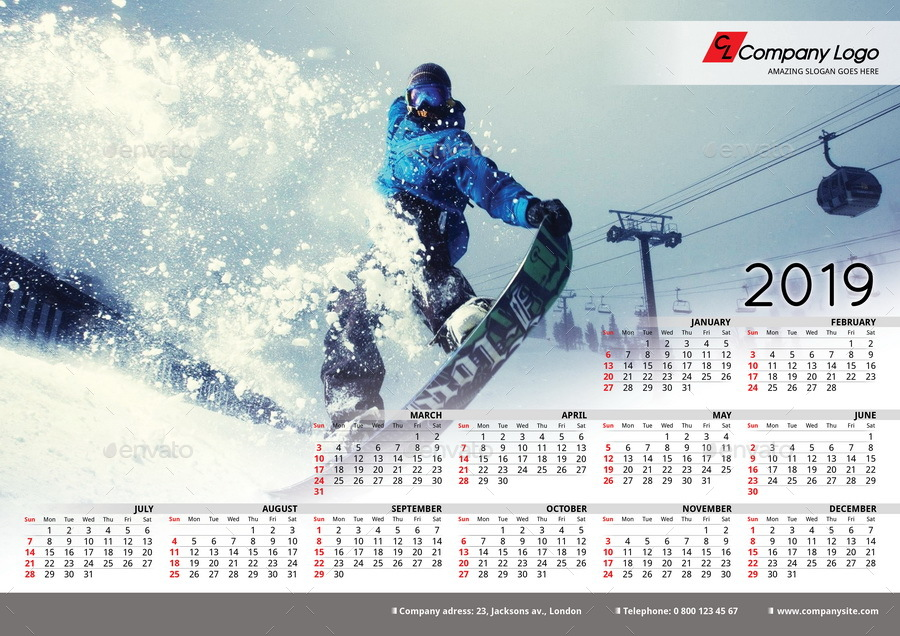 37 Premium And Free Psd Calendar Templates Mockups To Create The