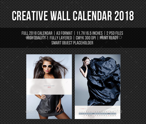 37 Premium And Free Psd Calendar Templates Mockups To Create The