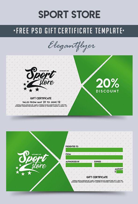 50 Premium Free Different And Exclusive Psd Templates For Sport