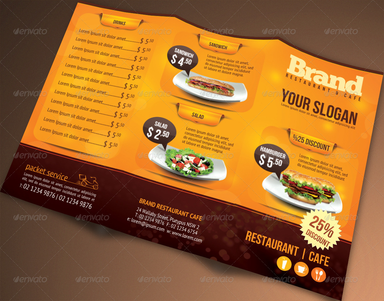 50premium Free Psd Tri Fold Brochureb Templates For Business And