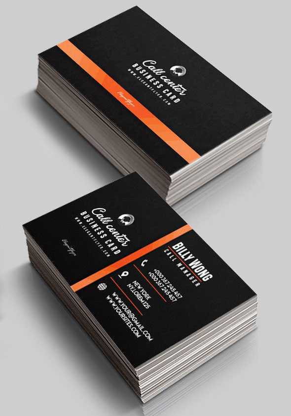 30 free psd business cards templates for powerful business free card templates psd can be easily downloaded any time you wish for free and use for promoting your business inviting friends and guest and become flashek Images