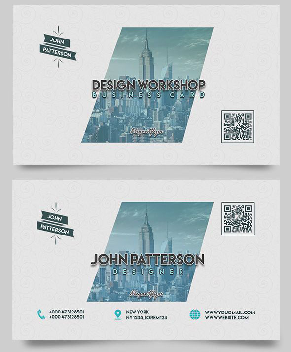 30 free psd business cards templates for powerful business free this free business card in psd is very modern and trendy download it easily and use for making your business idea more popular reheart Image collections