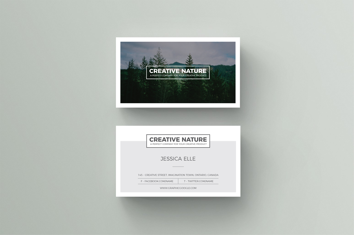 30 free psd business cards templates for powerful business free free creative nature artists business card design template cheaphphosting Images
