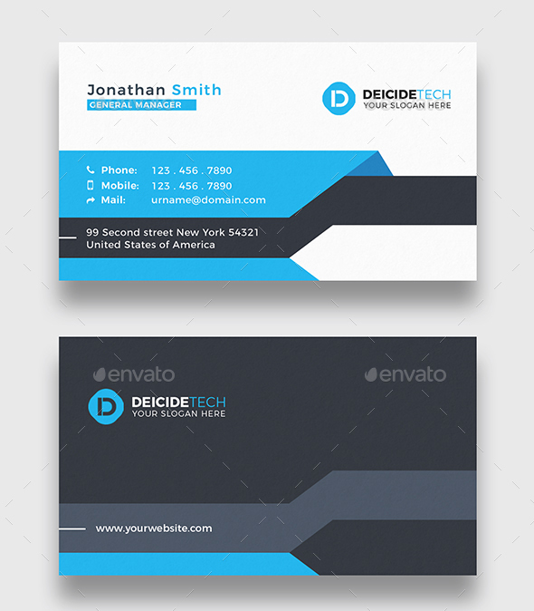 30 free psd business cards templates for powerful business free fully layered and easy customizable psd file reheart Choice Image