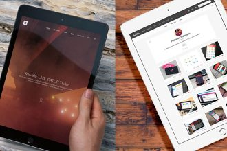 30+ Free PSD iPad Mockups for Adding the Best Design and Become Original!