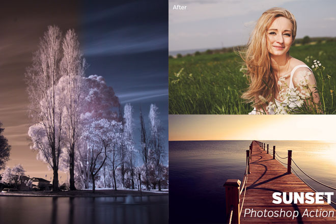 30+ Free Creative & Stylish Photoshop Actions for Graphic