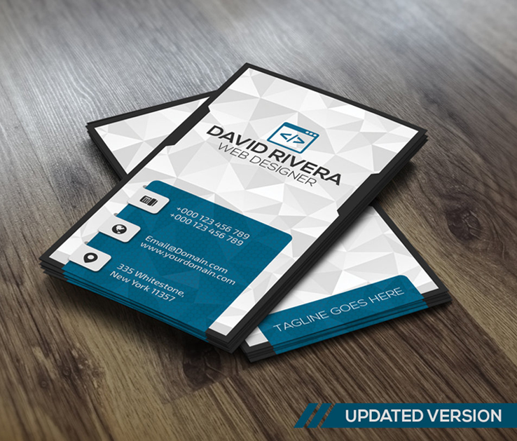 FREE PSD Business Cards Templates For Powerful Business Free - Free business card template download