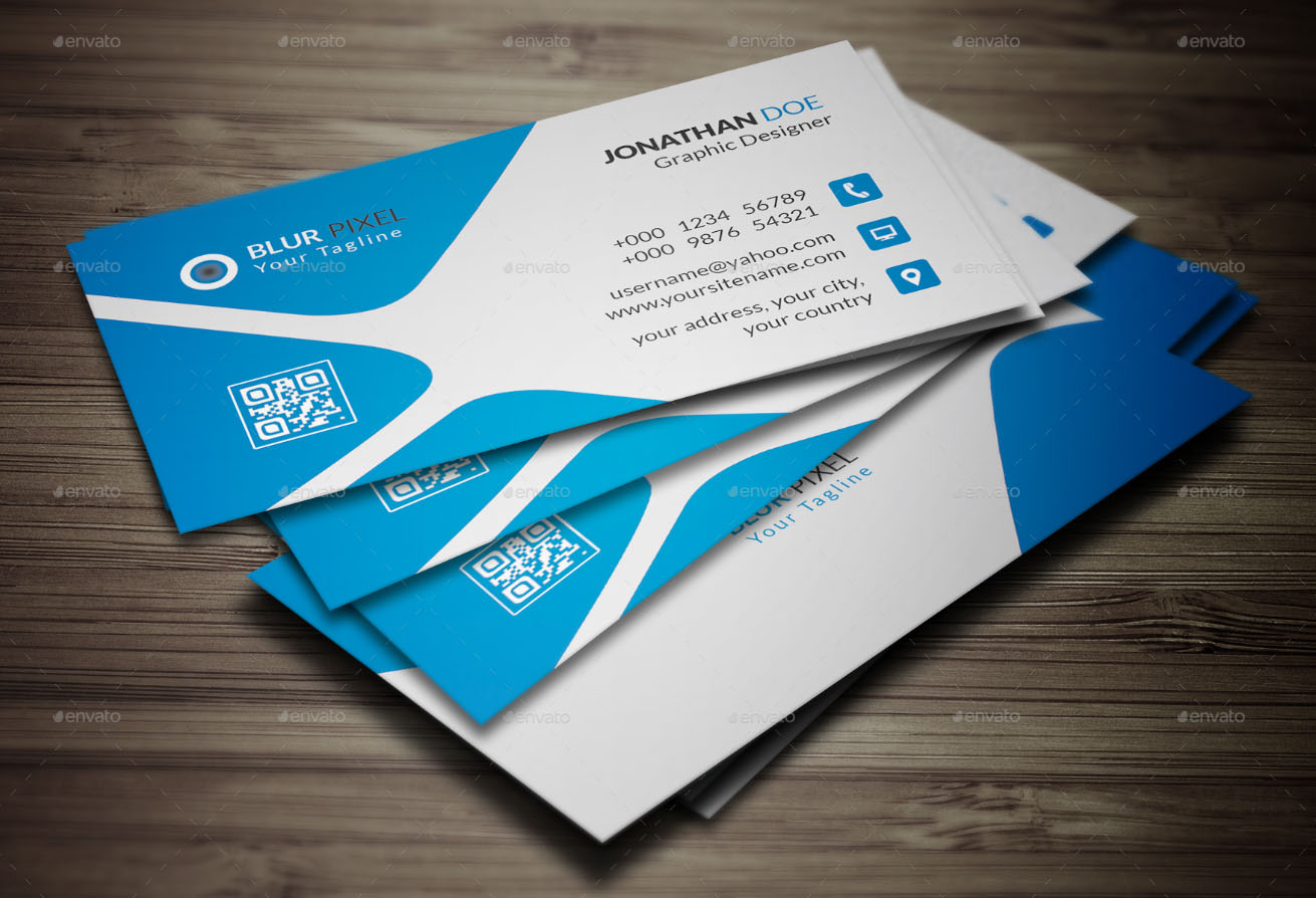 30 free psd business cards templates for powerful business free download fbccfo Images