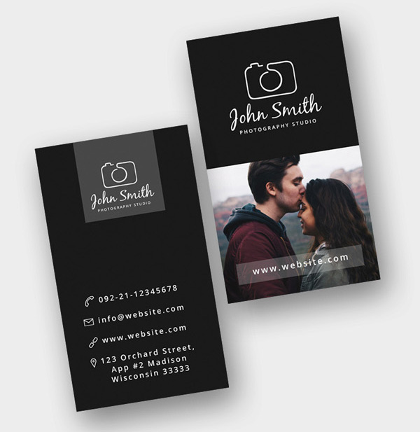 30 free psd business cards templates for powerful business free fully customizable and editable cmyk setting 300 dpi high resolution 35 x 2 225 x 375 with bleeds print ready format double sided flashek Images
