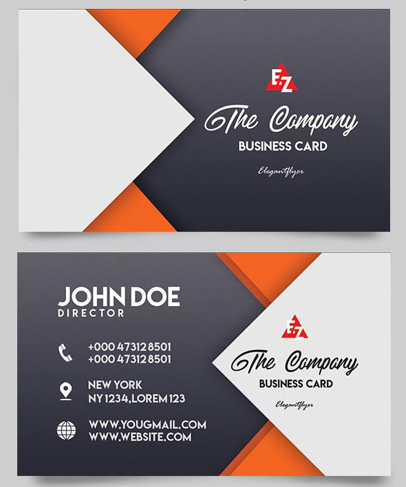 30+ Free PSD Multipurpose Business Cards Templates for ...