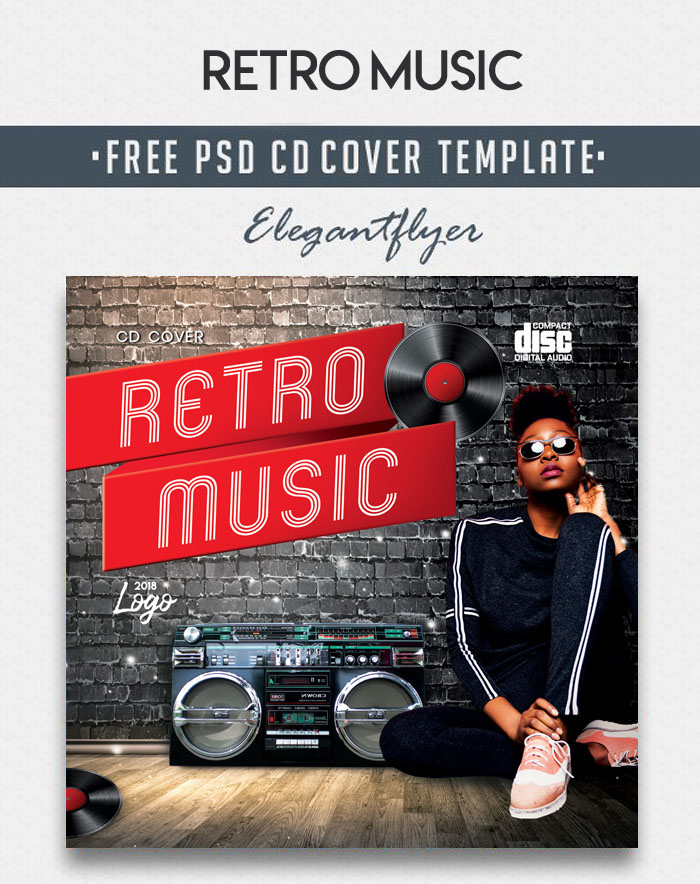40 Free Psd Cd Dvd Cover Templates In Psd For The Best Music And