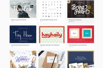 20 The Best Websites to find qualitative Mockups & Templates in PSD!