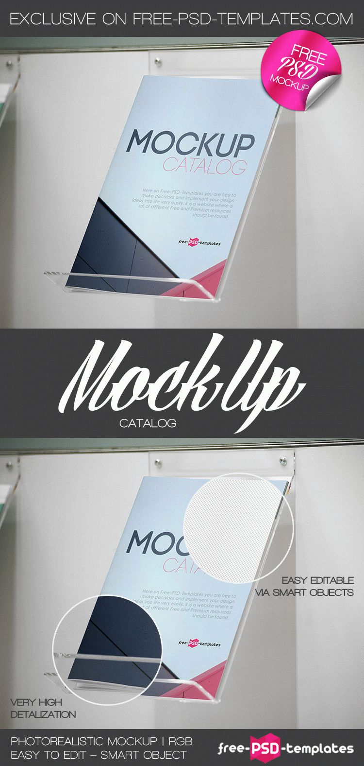 it was created exclusively for our website the mock up is fully layered and well organized you are free to download this psd mockup template and modify it