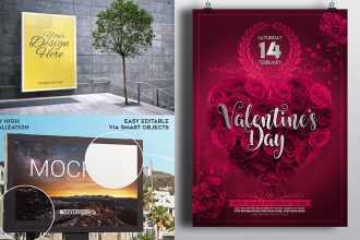 30+ Free PSD Billboard & Banner Mockups for creating the best advertisement!