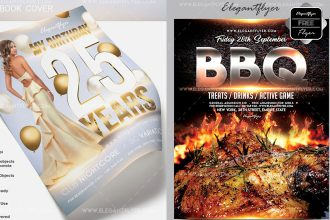 30+ FREE PSD Party & Night Club Flyer templates for inviting guests!