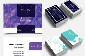 30+ Free PSD Multipurpose Business Cards Templates for businessmen!