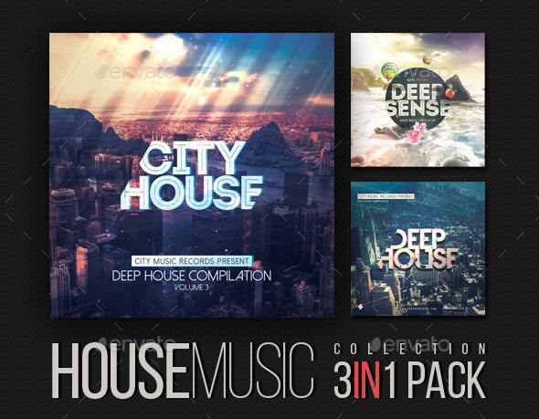 30 free psd cd dvd cover templates in psd for the best for Album house music