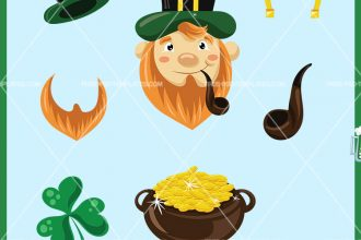 Free St. Patricks Day Icons Set