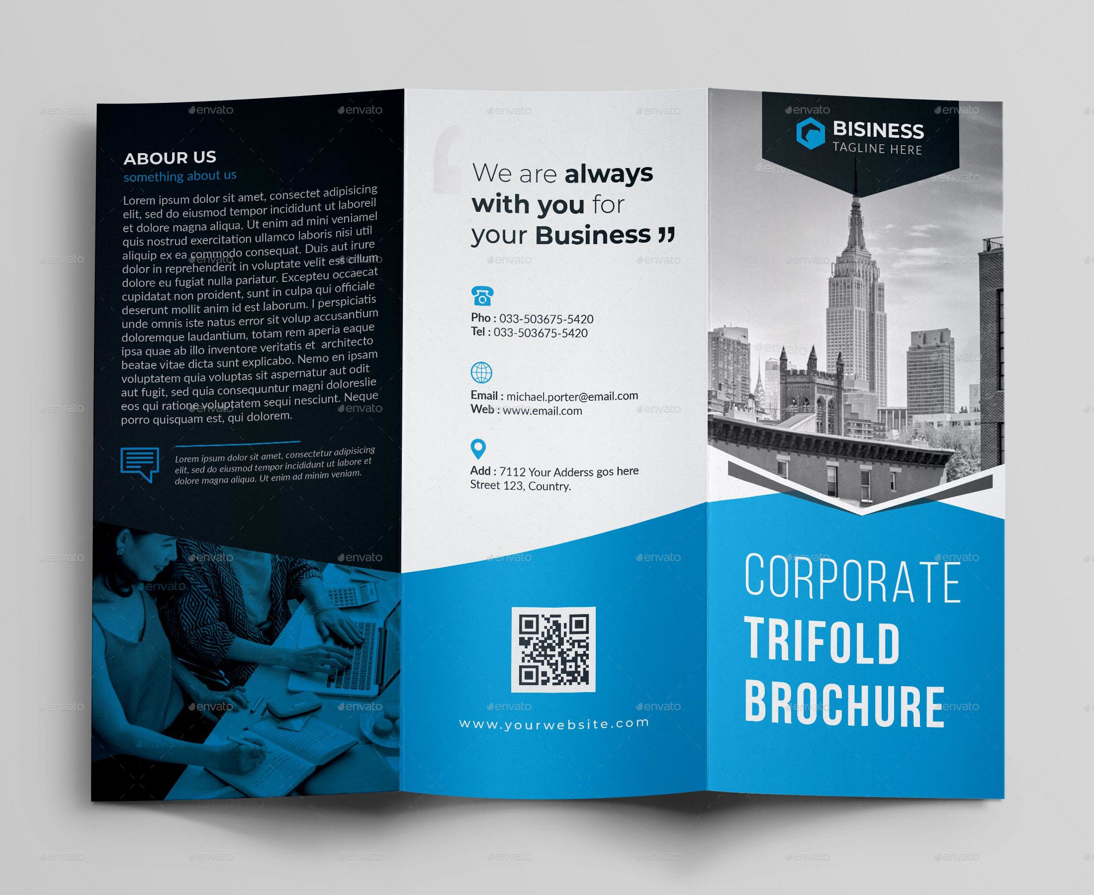 Brochure is an important attribute of any advertising campaign 71