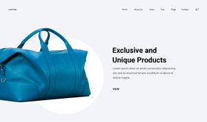 FREE PSD TEMPLATE SHOP WEB SITE