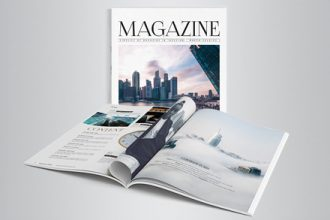 Free Magazine Indd Template