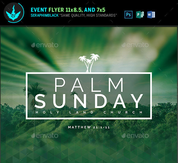 30 Free PSD Church Flyer Templates In For Special Events
