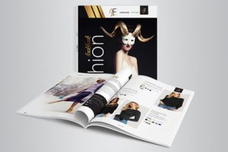 Free – Fashion Product Brochure Catalog A4