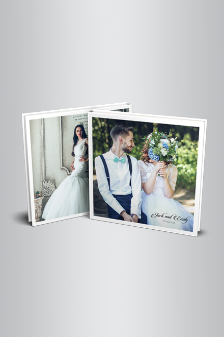 Photo Book Template from free-psd-templates.com