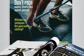 Free Sport Magazine Indd Template