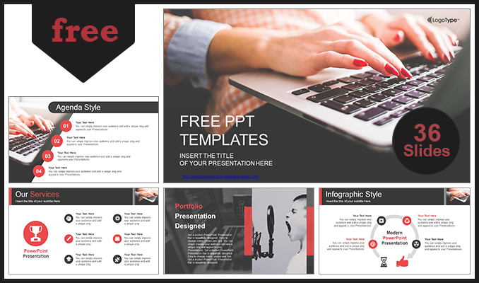 30 Professional PPT Presentations Templates for Business and