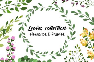Free Leaves Collection