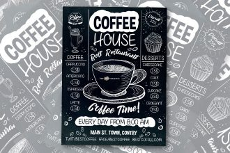 Free Coffee Flyer