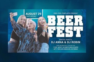Free Beer Fest Facebook Event Page