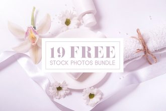 Free Cosmetic Stock Photos Bundle