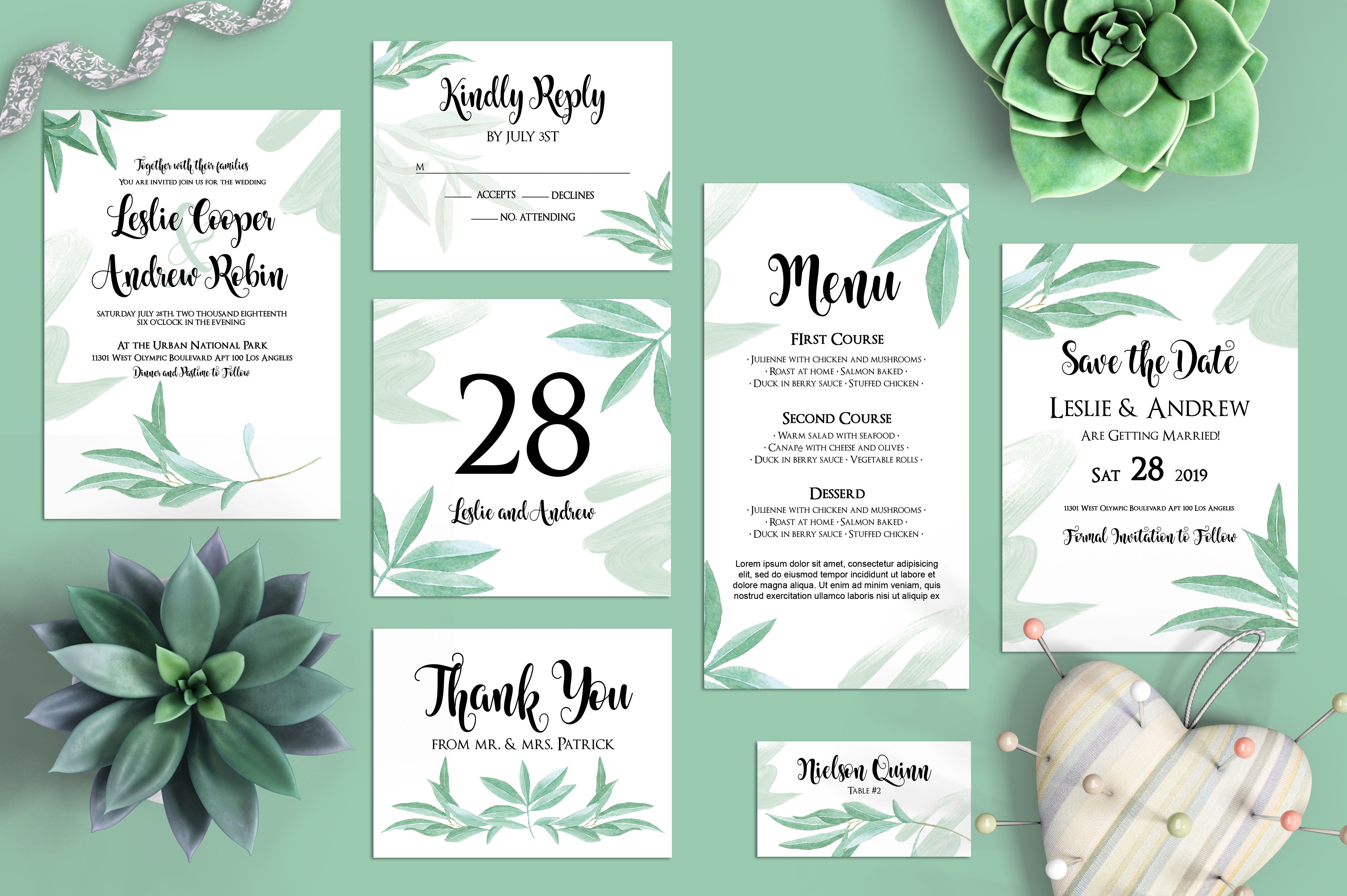 60+ Free Must Have Wedding Templates for designers! | Free PSD Templates