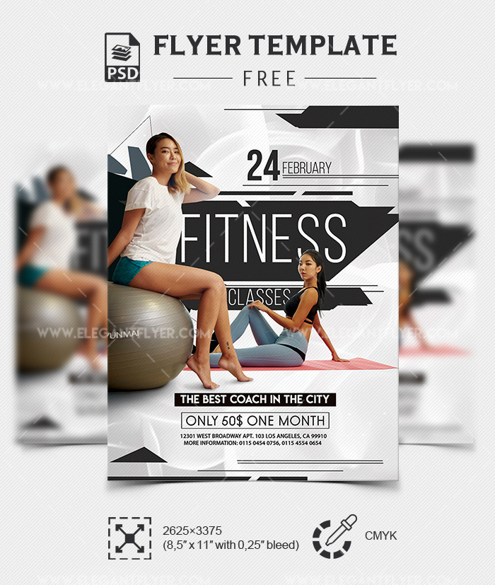Free Sports Psd Templates