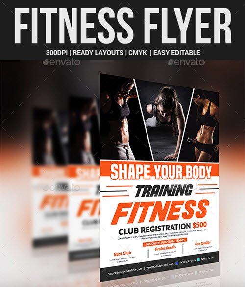 Sports Psd Template: 30+ Premium Free Sports Flyer PSD Template For Sports And