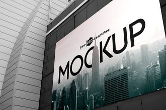 17 Indoor Advertising & Shopping Centre Poster Mockups in PSD