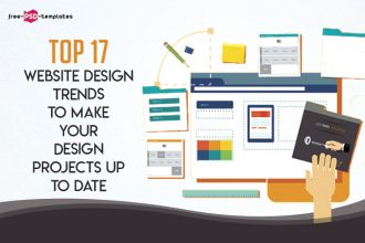 Top 17 Website Design Trends 2018 to Make Your Design Projects Up to Date